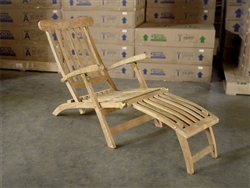 Ocean Teak Deck Chair
