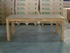 Glenties Rectangle Teak Table 200x100cm