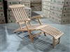 Teak Steamer Chair