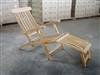 Teak Steamer Chair (b/c)