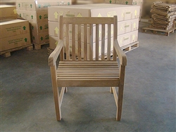 Teak Arm Chair - Flores