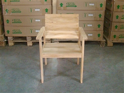 Teak Nusa Arm Chair
