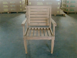 Teak Arm Chair - Romeo