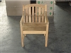 Teak Arm Chair - Sulawesi