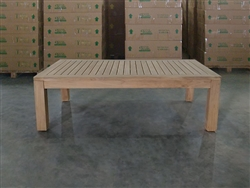 Rinjani Teak Coffee Table 140x80cm