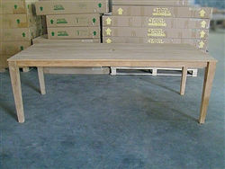 Banjar Rectangle Table 220 x 100cm