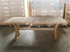 Sawu Rectangle Table 220 x 100cm
