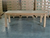 Bogor Rectangle Teak Table 220 x 100cm