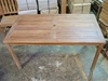 Cambridge Teak Table 150cm x 80cm