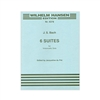 Bach '6 Suites' BWV 1007-1012 for Solo Cello Sheet Music | Wilhelm Hansen Edition