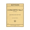 Bottesini Double Bass Concerto 2 B Minor IMC