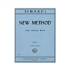 Simandl New Method Part 1 Double Bass Sheet Music