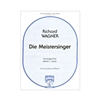 Wagner Die Meistersinger Double Bass Sheet Music