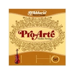 D'Addario Pro Arte Violin E String Small Sized