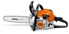 Stihl MS181 homeowner use petrol chainsaw 16 inch 40 cm bar