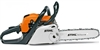 Stihl MS181CBE homeowner use petrol chainsaw 14 inch 35 cm bar