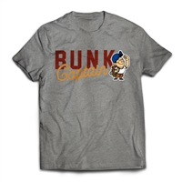 Rise to the occasion. Help your fellow bunk mates BE THE BUNK CAPTAIN.