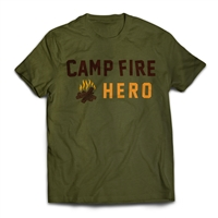 Be that guy. BE THE CAMP FIRE HERO.