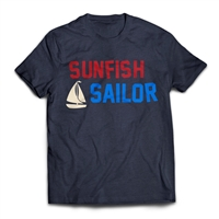 Be that guy. BE THE SUNFISH SAILOR. A master of the sea, lake river or what have you.