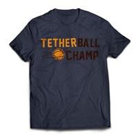 For the person who's undefeated on the Tetherball Court.