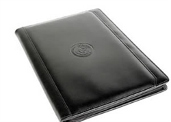 Zippered Legal Padfolio