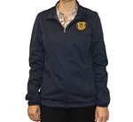 Men's Navy Zip-up Jacket