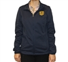 Ladies Navy Zip-up Jacket