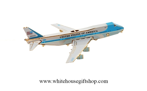 Air Force One Ornament