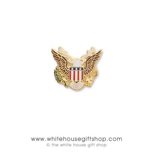 Great Eagle Lapel Pin
