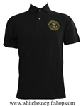 Camp David Retreat Golf Shirt
