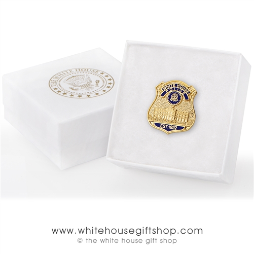 White House Police Lapel Pin