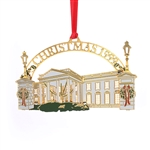 1999 White House Ornament