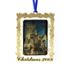 The White House Ornament for 2008 from the Official White House and Historic Gift Shop, Designed by Artist Anthony Giannini for the Annual Ornaments Collection