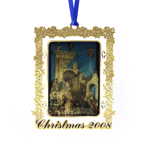2008 White House Ornament
