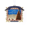 2007 White House Ornament, National Christmas Tree, Honors First Lady Grace Coolidge