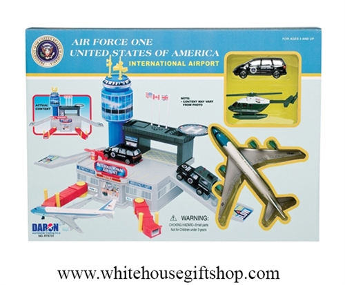 Daron International Air Force One Airport
