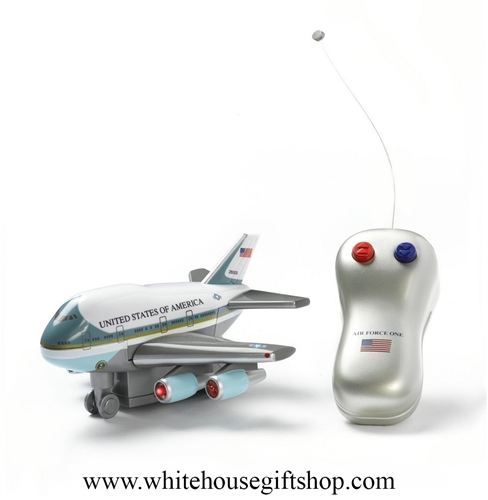 Daron Air Force One Remote Control Plane
