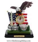 Great Eagle of the United States Clock