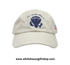 Presidential Eagle Khaki Hat