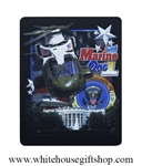 Marine One Mouse Pad