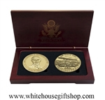 Obama & Air Force Challenge Coins