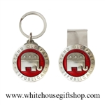 Republican Money Clip & Keyring