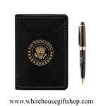 White House Memo & Pen