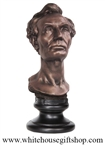 Young Lincoln Bronze Bust