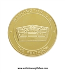 Pentagon Gold Challenge Coin