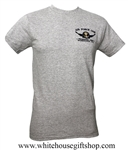 Gray Air Force One T-Shirt