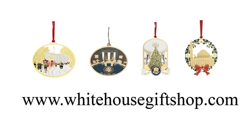 1994 White House Ornament