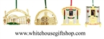 1999 to 2002 White House Ornaments