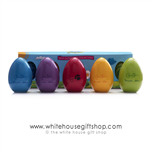 2012 White House Easter Egg, President Obama and Michelle Obama signed wooden eggs, Egg Roll