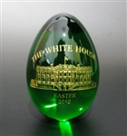 2012 White House Easter Egg